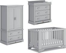 Boori Eton Expandable 3 Piece Nursery Furniture