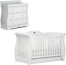Boori Sleigh Royale 2 Piece Nursery Furniture Set