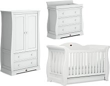 Boori Sleigh Royale 3 Piece Nursery Furniture Set