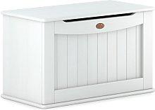 Boori Toy Box - White