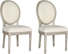 Boornazian Upholstered Dining Chair ClassicLiving