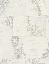 Boråstapeter Coastline Wallpaper, 8868