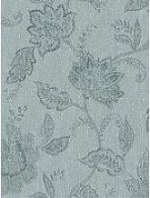 Boråstapeter Indigo Bloom Wallpaper
