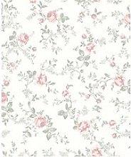 Boråstapeter Rose Garden Wallpaper