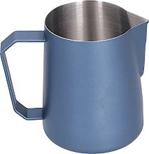 BORDSTRACT Milk Frothing Pitcher with Angled