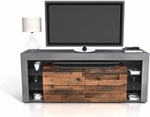 Borealis Hi-Fi Lowboard TV Unit In Matera And Old
