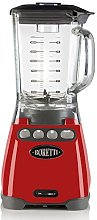 Boretti B201 Stand Mixer, Glass, 1080 W,