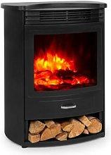 Bormio S Electric Fireplace 950 / 1900W Thermostat