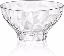Bormioli Rocco 6x 22.5cl Diamond Glass Ice Cream