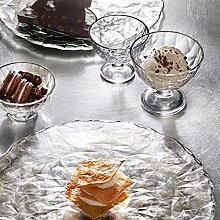 Bormioli Rocco 6x 22cl Diamond Glass Ice Cream