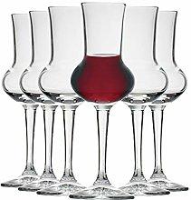 Bormioli Rocco Restaurant Grappa Liqueur Glass