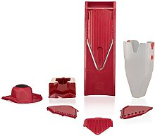 Borner V1 ClassicLine Professional Set (red)