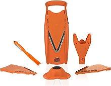 Borner V5 Powerline Plus Set (Orange) - BPA Free
