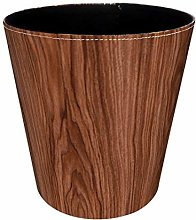BOROK Decorative Waste Paper Bin Basket for