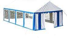 Borup 4m x 8m Steel Party Tent by Dakota Fields -