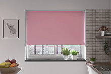 Bosa Lilac Blackout Electric Roller Blind