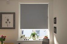 Bosa Reflect Slate Blackout Roller Blind
