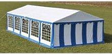Bosch 10m x 5m Steel Party Tent by Blue - Dakota