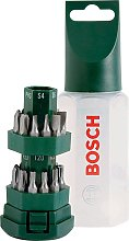 Bosch 25 Piece Screwdriver Bit Set