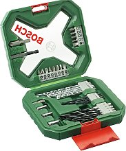 Bosch 34 Piece X-Line Classic Drill and