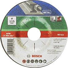 Bosch 5 Piece 115mm Metal Cutting Discs