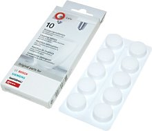 Bosch Cleaning Tablets for Coffee Machines, Pack