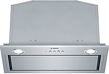 Bosch DHL575CGB 52cm Canopy Cooker Hood Stainless