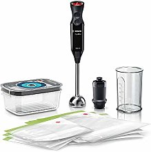 Bosch Hand Blender with Vacuum Storage System and