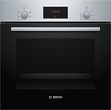 Bosch HHF113BR0B Built In Single Electric Oven - S