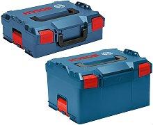 Bosch Lboxx 2+3 Twin Pack - L-BOXX 136 L-BOXX 238
