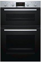 Bosch Mbs133Br0B Built-In Double Oven - Stainless
