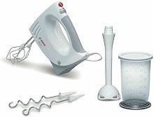 Bosch MFQ3540 Hand mixer 450W Grey,White mixer