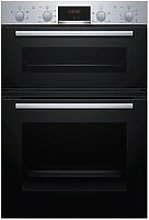 Bosch Mha133Br0B Built-In Double Oven - Stainless