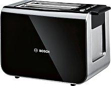 Bosch Styline TAT8613GB 2 Slice Toaster - Black
