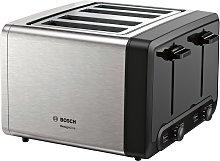 Bosch TAT4P440GB DesignLine 4 Slice Toaster -
