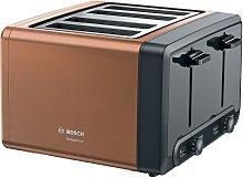 Bosch TAT4P449GB DesignLine 4 Slice Toaster -
