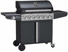 Boss Grill Kentucky Premium 6 Burner Gas + 1 Side