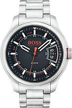 Boss Orange Hong Kong Men's Silver Steel Watch