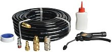 Bostitch CPACK15 15m Hose with Connectors & Oil -
