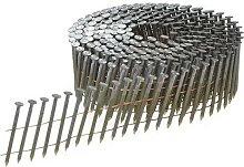 Bostitch N230R55Q 2.3 x 55mm Coil Nails Ring Shank