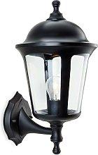 Boston - 1 Light Outdoor Wall Lantern - Uplight