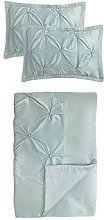 Boston Bedspread Throw And Pillow Shams