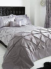 Boston Jacquard Duvet Cover Set - King