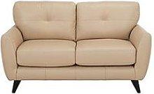 Boston Leather 2 Seater Sofa