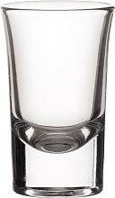 Boston Shot Glass 1.2oz(35ml) - Pack Size: 1x12