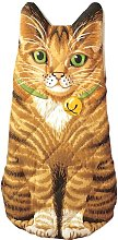 Boston Warehouse Kitten Oven Mitt, Quilted Cotton,
