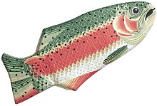 Boston Warehouse Rainbow Trout Oven Mitt, Quilted