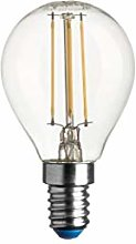 Bot Lighting Set of 10 LED Bulbs 6W E14 Glass