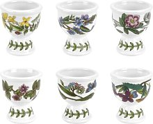 Botanic Garden 6 Piece Egg Cup Set Portmeirion