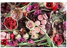 Botanical Boys - Place Mats Pink Champagne